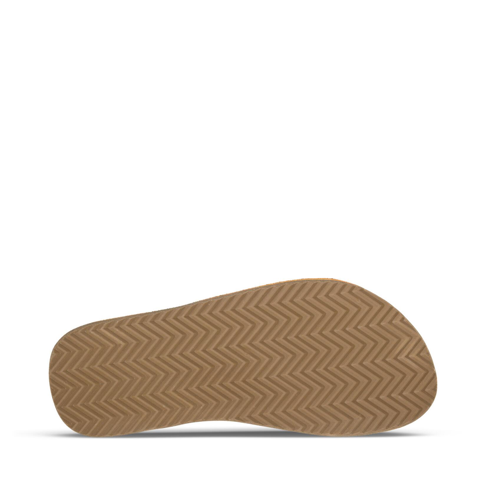 Deckers Flip Leather